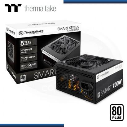 FUENTE THERMALTAKE SMART 700W 80 PLUS WHITE (PN:SPD-0700P)