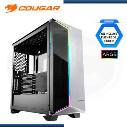 CASE COUGAR DARKBLANDER-G ARGB SIN FUENTE VIDRIO TEMPLADO USB 3.0 (PN:3858M30.0002)