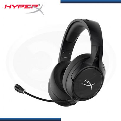 AUDIFONO HYPERX CLOUD FLIGHT S WIRELESS BLACK CON MICROFONO 7.1 (PN:HXHSCFS-SG/WW)