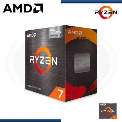 PROCESADOR AMD RYZEN 7 5700G 3.8GHz 16MB 8CORE AM4