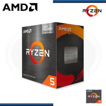 PROCESADOR AMD RYZEN 5 5600G 3.9GHz 16MB 6CORE AM4