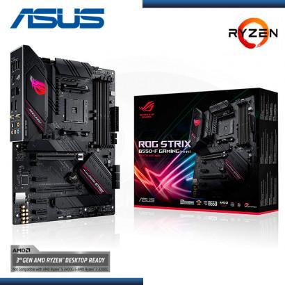 MB ASUS ROG STRIX B550-F GAMING (WI-FI) AMD RYZEN DDR4 AM4 (PN:90MB14F0-M0AAY0)