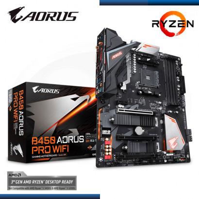 MB AORUS B450 PRO WIFI DDR4 AM4