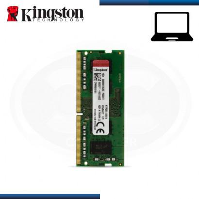 MEMORIA 8GB DDR4 KINGSTON KVR SODIMM BUS 2666MHZ (PN:KVR26S19S6/8)