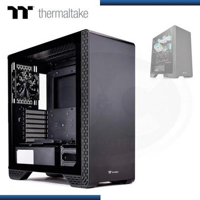 CASE THERMALTAKE S300 TG BLACK SIN FUENTE VIDRIO TEMPLADO USB 3.0/USB 2.0 (PN:CA-1P5-00M1WN-00)