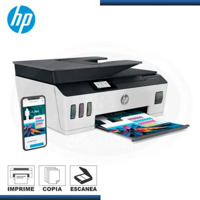 IMPRESORA HP SMART TANK 533 WI-FI MULTIFUNCIONAL CON SISTEMA CONTINUO