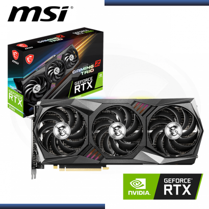MSI GEFORCE RTX 3080 10GB GDDR6X 320BITS GAMING Z TRIO LHR (PN:912-V389-203)
