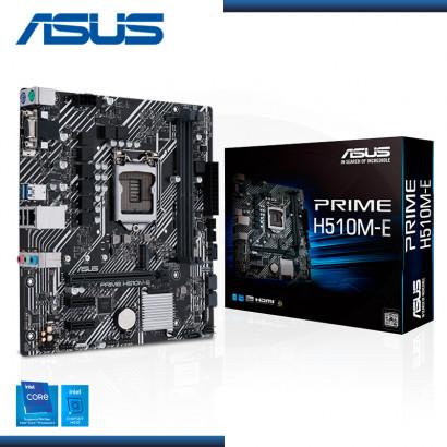 MB ASUS PRIME H510M-E DDR4 LGA 1200 (PN:90MB17E0-M0EAY0)