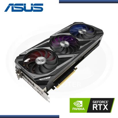 ASUS GEFORCE RTX 3070Ti 8GB GDDR6X 256BITS ROG STRIX GAMING OC (PN:90YV0GW0-M0AA00)