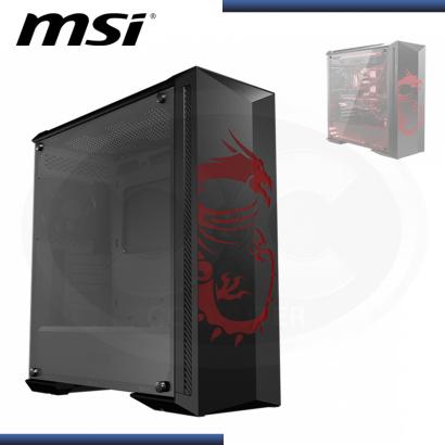 CASE MSI MPG GUNGNIR 100D SIN FUENTE VIDRIO TEMPLADO USB 3.0 (PN:MSI MPG GUNGNIR 100D)