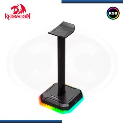 REDRAGON SCEPTER HA300 RGB GAMING SOPORTE PARA AURICULARES