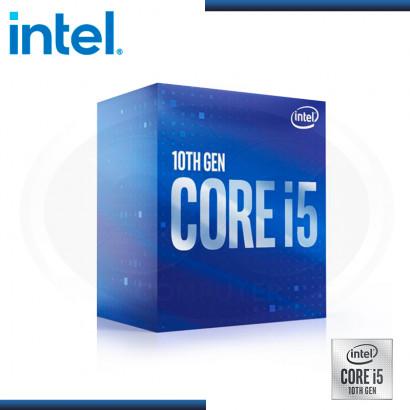 PROCESADOR INTEL CORE I5 10600 3.30GHZ/12MB LGA1200 BOX (PN:BX8070110600)