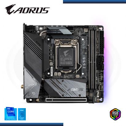 MB AORUS Z590I ULTRA DDR4 LGA 1200 MINI-ITX