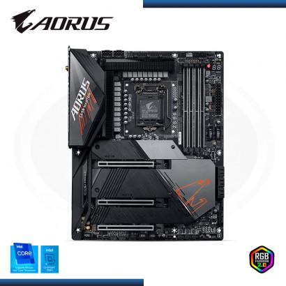 MB AORUS Z590 MASTER DDR4 LGA 1200