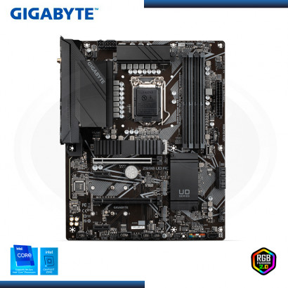 MB GIGABYTE Z590 UD AC DDR4 LGA 1200