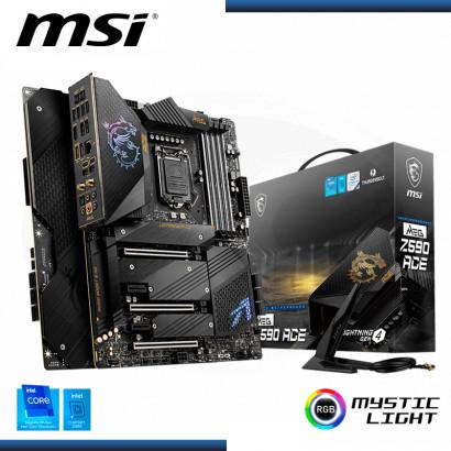 MB MSI MEG Z590 ACE DDR4 LGA 1200 (PN:911-7D04-014)