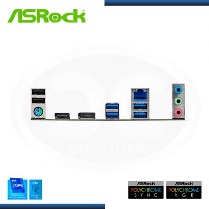 MB ASROCK Z590 PRO4 DDR4 LGA 1200 (PN:90MXBEJ0-A0UAYZ)