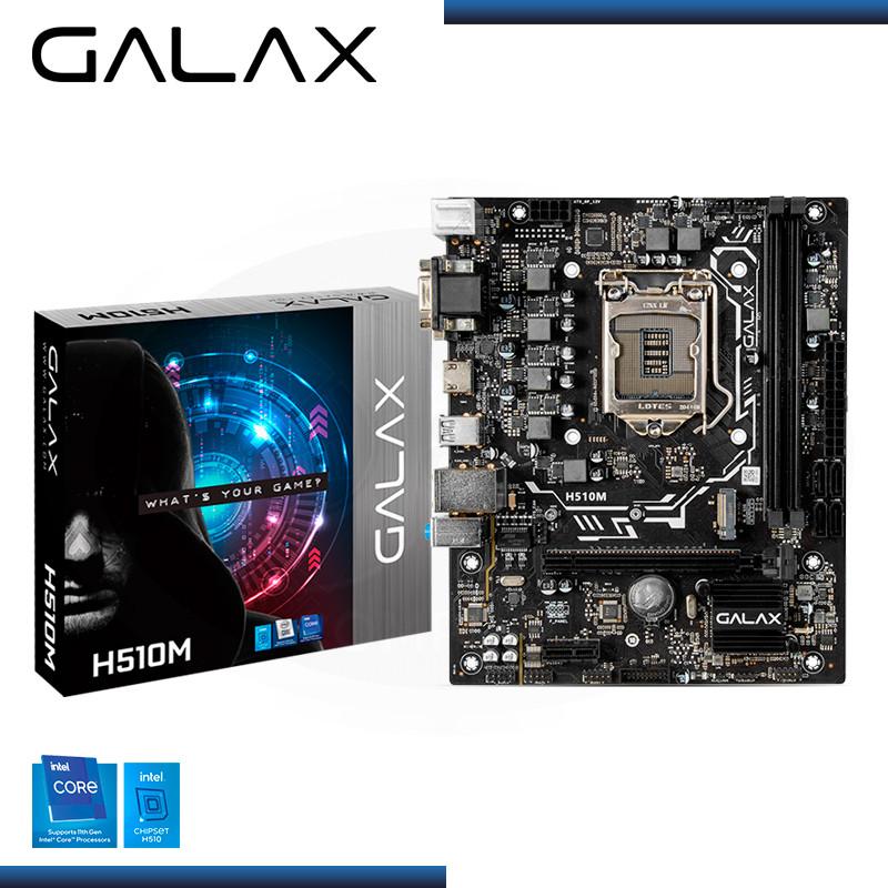 MB GALAX H510M DDR4 LGA 1200