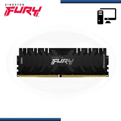 MEMORIA 8GB DDR4 KINGSTON FURY RENEGADE BUS 4000MHz BLACK (PN:KF440C19RB/8)