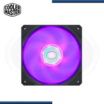 COOLER MASTERFAN SICKLEFLOW 120 RGB COOLER PARA CASE (PN:MFX-B2DN-18NPC-R1)