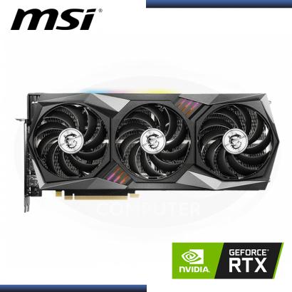 MSI GEFORCE RTX 3060Ti 8GB GDDR6 256BITS GAMING TRIO PLUS LHR (PN:912-V390-299)