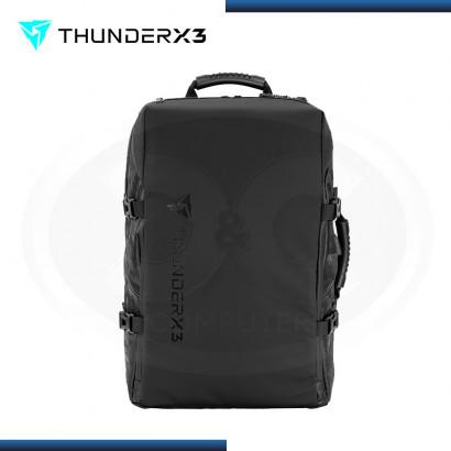 "MOCHILA THUNDERX3 B17 GAMING IMPERMEABLE BLACK PARA LAPTOP 17.3"""