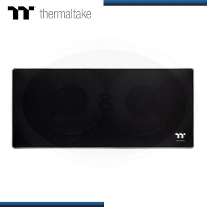 PAD MOUSE THERMALTAKE M700 BLACK EXTENDED 900mm x 400mm x 4mm (PN:MP-TTP-BLKSXX-01)