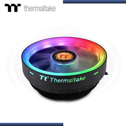 THERMALTAKE UX100 ARGB REFRIGERACION AIRE AMD/INTEL (PN:CL-P064-AL12SW-A)