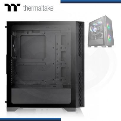CASE THERMALTAKE VERSA T25 SIN FUENTE VIDRIO TEMPLADO BLACK USB 3.0/USB 2.0 (PN:CA-1R5-00M1WN-00)