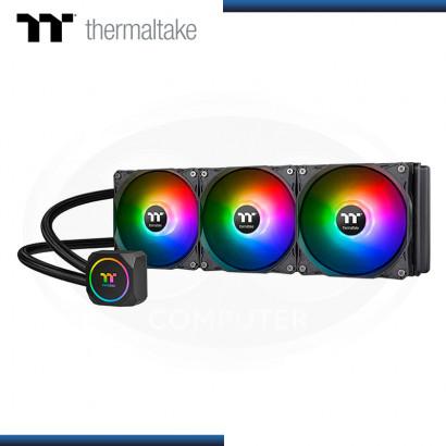 THERMALTAKE TH360 ARGB BLACK REFRIGERACION LIQUIDO AMD/INTEL (PN:CL-W300-PL12SW-A)