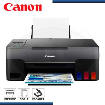 IMPRESORA CANON PIXMA G3160 MULTIFUNCIONAL CON SISTEMA CONTINUO WIFI (PN:4468C004-AA)
