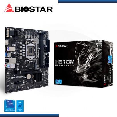 MB BIOSTAR H510MH/E 2.0 DDR4 LGA 1200