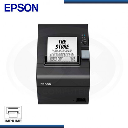 IMPRESORA EPSON TM-T20III TERMICA USB/SERIAL PARA PUNTO DE VENTAS (PN:C31CH51001)