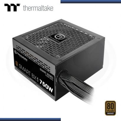 FUENTE THERMALTAKE SMART BX1 750W 80 PLUS BRONZE (PN:PS-SPD-0750NNFABU-1)