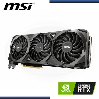 MSI GEFORCE RTX 3080 10GB GDDR6X 320BITS VENTUS 3X PLUS LHR (PN:912-V389-263)