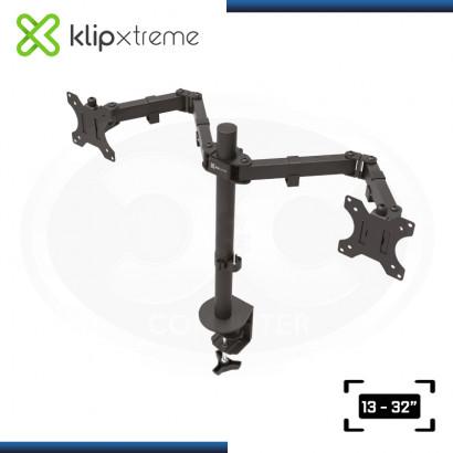 """KLIP XTREME KPM-310 SOPORTE DE PARED PARA TV & MONITOR TAMAÑO 13-32"""""""