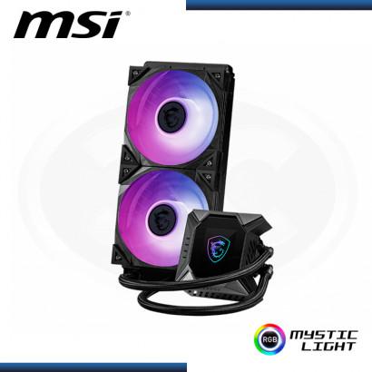 MSI MPG CORELIQUID K240 ARGB REFRIGERACION LIQUIDO AMD/INTEL (PN:9S6-6A0311-017)
