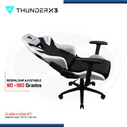SILLA THUNDERX3 TC5 ALL WHITE (PN:TEGC-2044102.21)