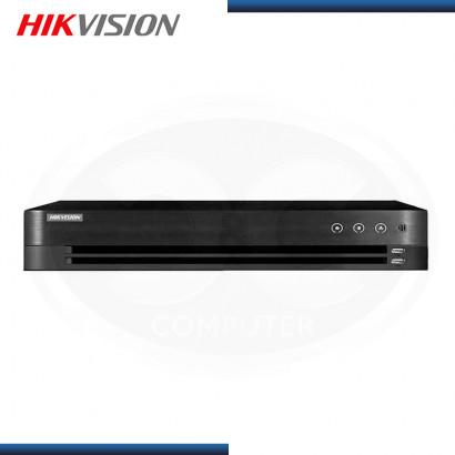 GRABADOR DS7732NIQ4/16P IP NVR HIKVISION 32 CANALES 4 HD HASTA 6TB