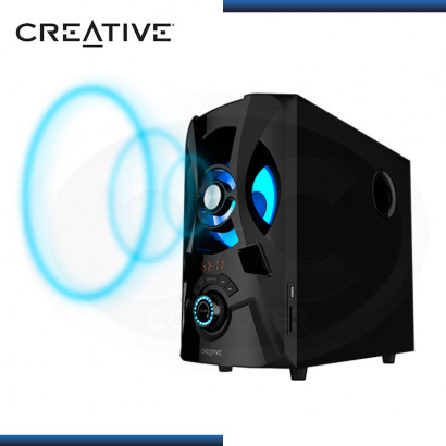 PARLANTE CREATIVE SBS E2900 BLACK SISTEMA 2.1 (PN:51MF0490AA001)
