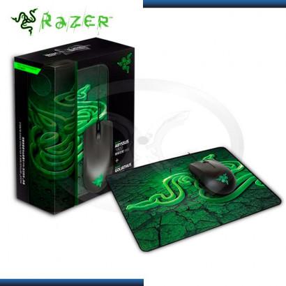 MOUSE RAZER ABYSSUS 1800 USB + PAD MOUSE GOLIATHUS CONTROL (PN:RZ84-00360200-B3M1)