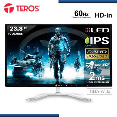 "MONITOR LED GAMING 23.8"" TEROS F238Q 1920X1080 HDMI, VGA"