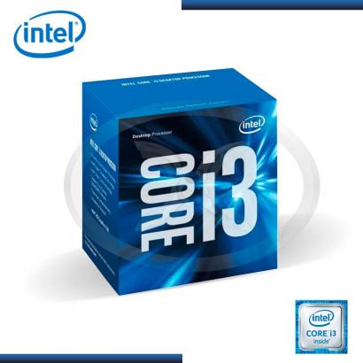PROCESADOR INTEL CI3 6300 3.8 GHZ, 4MB LGA1151, 51W, 14NM, HD 530