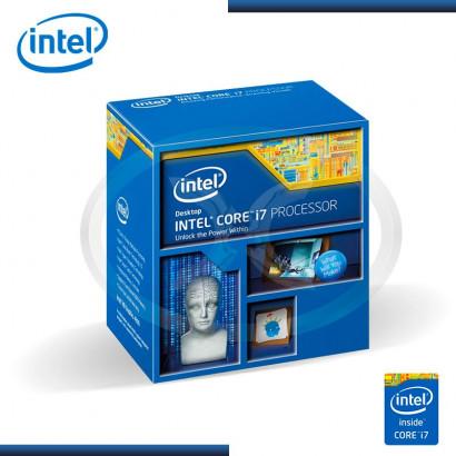 PROCESADOR INTEL Ci7 - 4790 3.60GHZ, 8MB LGA1150, HD4600