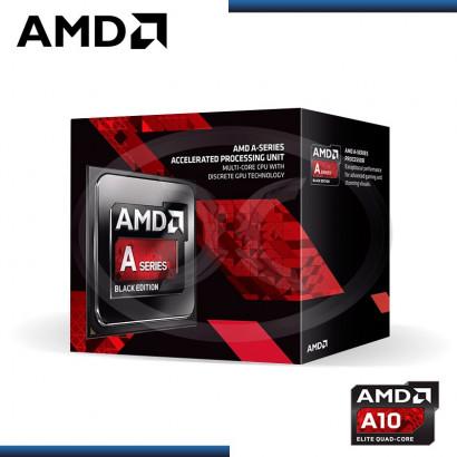 PROCESADOR AMD APU A10 - 7890K 4.3GHZ /4MB S.FM2+ /(AD789KXDJCHBOX)