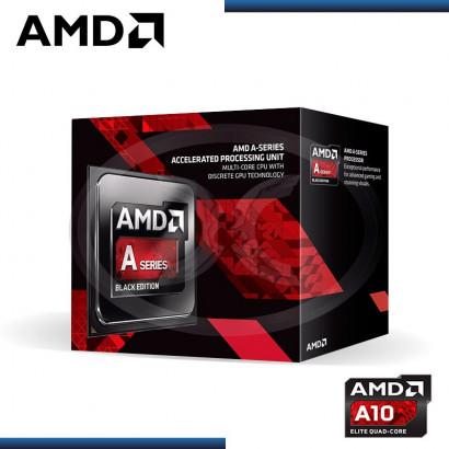 PROCESADOR AMD APU A10-7870K 3.9GHZ 4MB, FM2+, AMD R7, 28NM