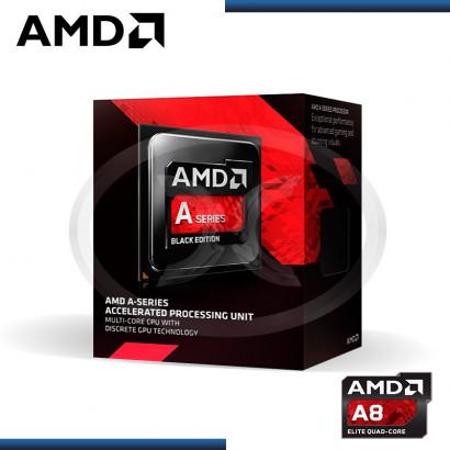 PROCESADOR AMD APU A8 - 7650K 3.3GHZ 4MB, FM2+, RADEON R7