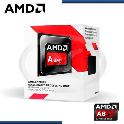 PROCESADOR AMD APU A8-7600 3.1GHZ 4MB FM2+, AMD R7, 28NM
