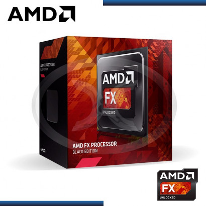 PROCESADOR AMD FX-8320E 3.2GHZ, L2: 8MB /L3: 8MB, AM3+