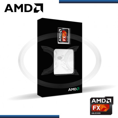 PROCESADOR AMD FX-9370 4.4GHz L2: 8MB x L3: 8MB, AM3+, 220W, 32nm